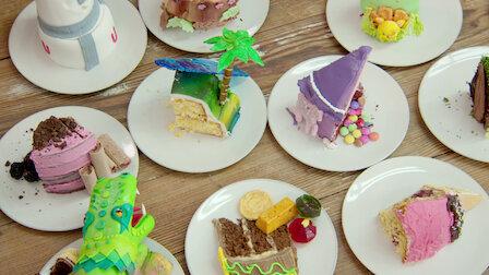 Watch Cake Week. Episode 1 of Season 7.