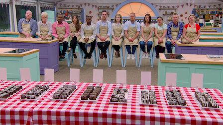 Watch Cake Week. Episode 1 of Season 5.