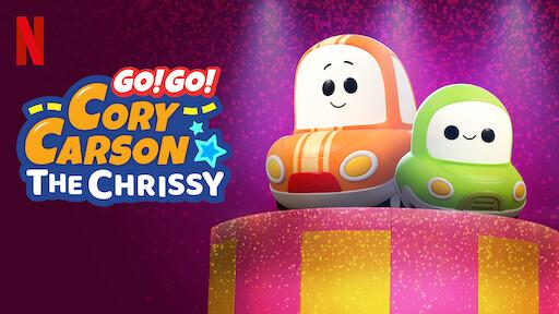 Go! Go! Cory Carson: The Chrissy