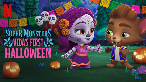 Super Monsters: Vida's First Halloween